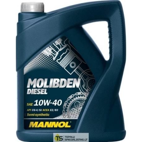 MANNOL 10W-40 MOLIBDEN DIESEL 5L