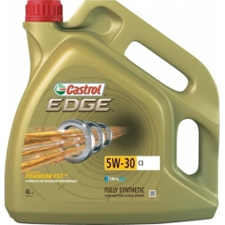 CASTROL 5W-30 EDGE TITANIUM FST C3 4L