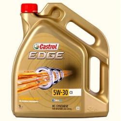 CASTROL 5W-30 EDGE TITANIUM FST C3 5L