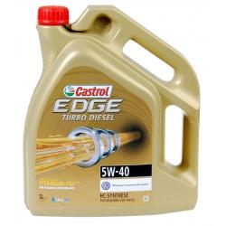CASTROL 5W40 EDGE TD TITANIUM