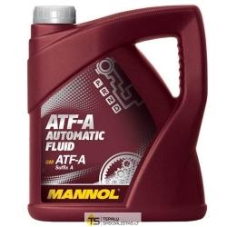 MANNOL ATF-A 4L
