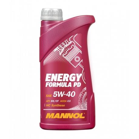 TEPALAS MANNOL 5W-40 ENERGY FORMULA PD 1L