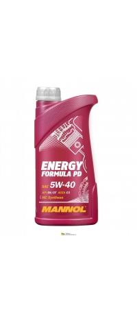 MANNOL 5W-40 ENERGY FORMULA PD 1L