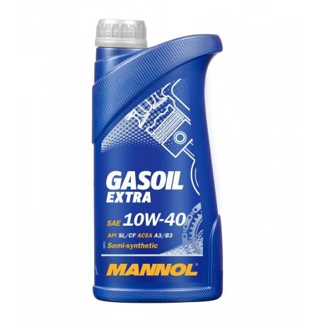 TEPALAS MANNOL 10W-40 GASOIL EXTRA 1L