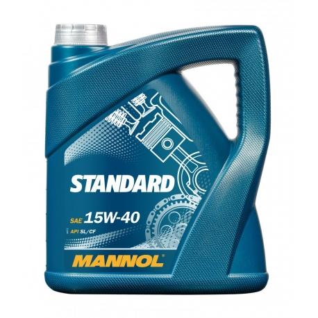 MANNOL 15W-40 STANDARD 4L