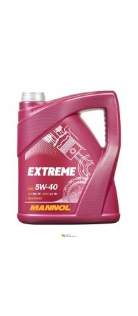 MANNOL 5W-40 EXTREME 5L