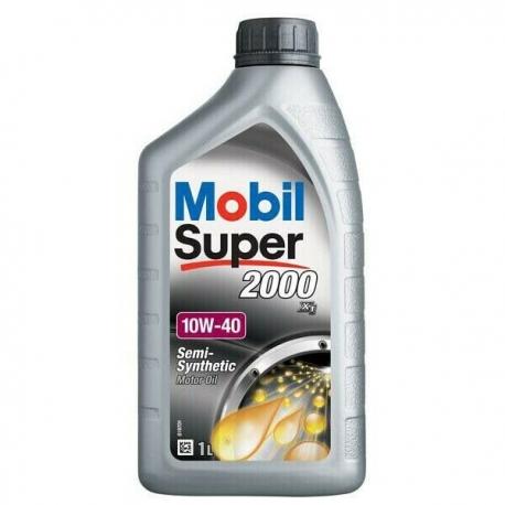 MOBIL1 10W-40 SUPER 2000 X11L