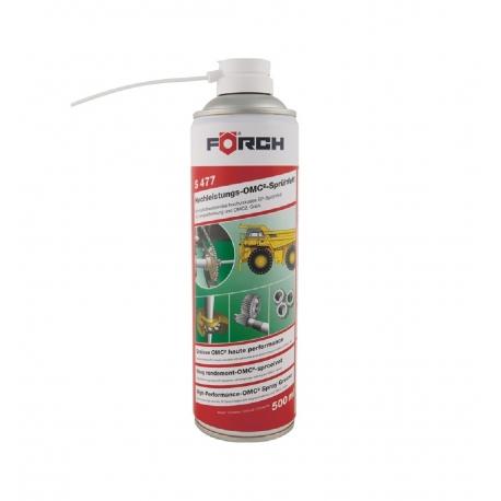 FORCH Purškiamas žalias tepalas S477 su OMC 500 ml