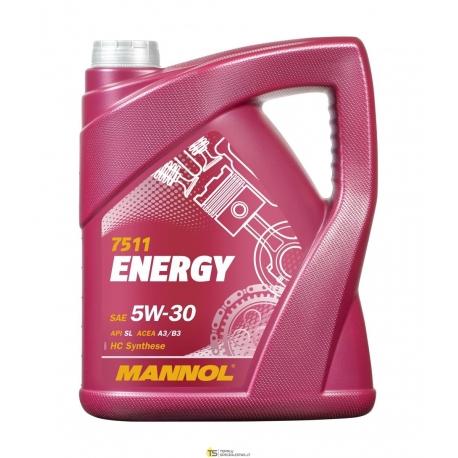 MANNOL 5W-30 ENERGY 5L
