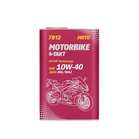 MANNOL 10W-40 MOTORBIKE 4TAKT 1L