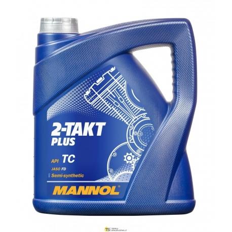 MANNOL 2-TAKT PLUS 4L