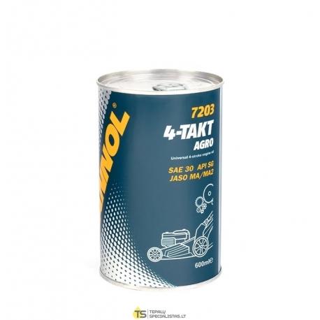 MANNOL 4-TAKT AGRO 0.6L