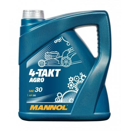 MANNOL 4-TAKT AGRO 4L