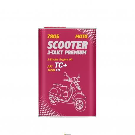MANNOL 7805 SCOOTER 2-TAKT PREMIUM 1L