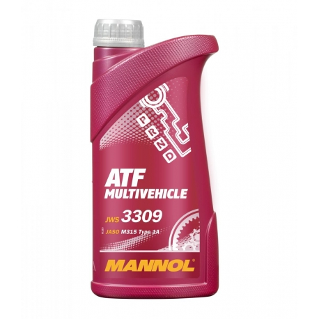 MANNOL ATF MULTIVEHICLE 1L