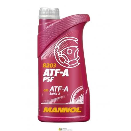 MANNOL ATF-A 0.5L