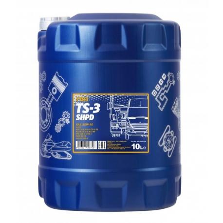MANNOL 10W-40 TS-3 SHPD 10L