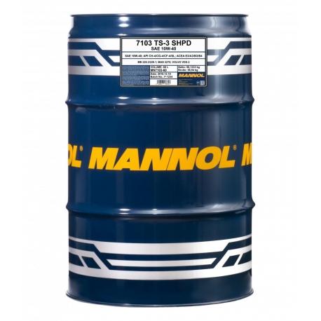 MANNOL TS-3 SHPD 60L