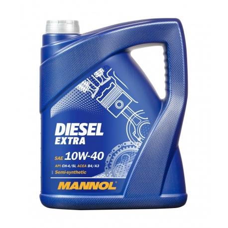 MANNOL 10W-40 DIESEL EXTRA 5L