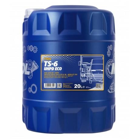 MANNOL 10W-40 TS6 UHPD ECO 20L