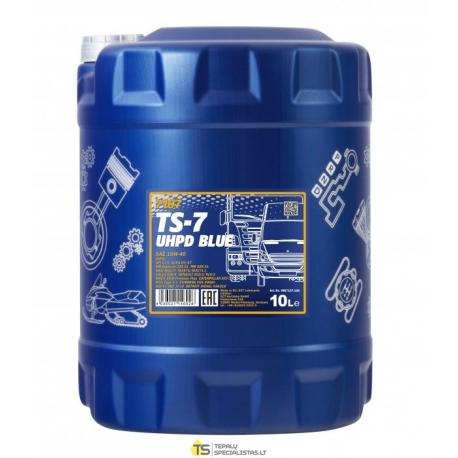 MANNOL 10W-40 TS-7 UHPD BLUE 10L