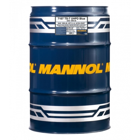 MANNOL TS-7 UHPD BLUE 208L