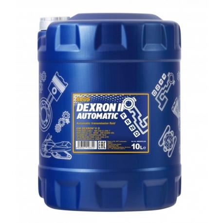 MANNOL DEXRON II 10L