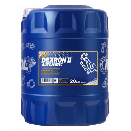 MANNOL DEXRON II 20L