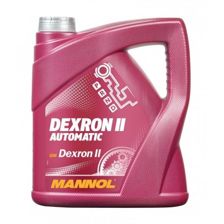MANNOL DEXRON II 4L