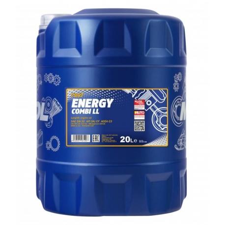 MANNOL 5W-30 ENERGY COMBI LL 20L