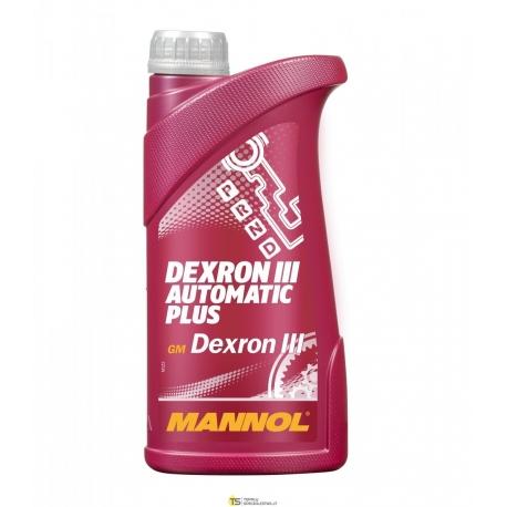 MANNOL DEXRON III 1L