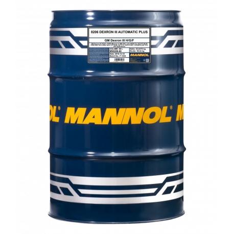 MANNOL DEXRON III 60L