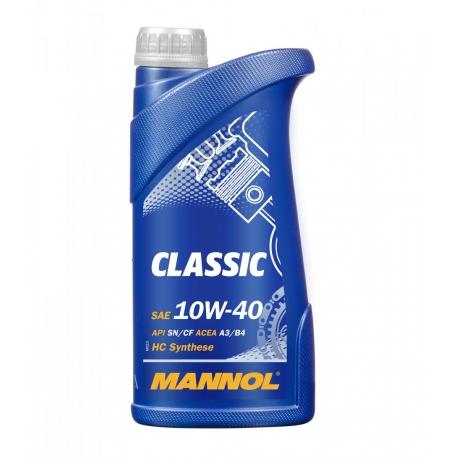 MANNOL 10W-40 CLASSIC 1L