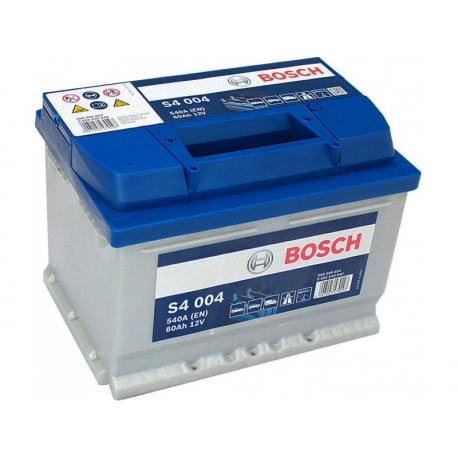 BOSCH S4004 60 Ah 540A