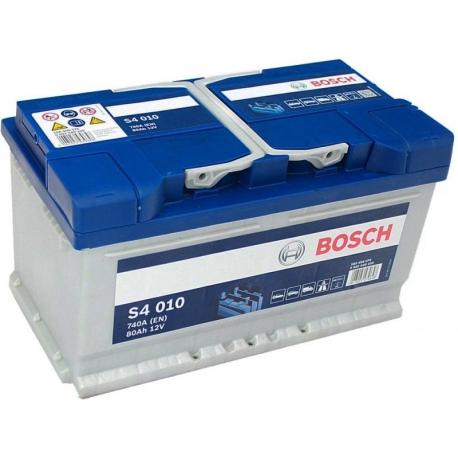 BOSCH S4010 80 Ah 740A
