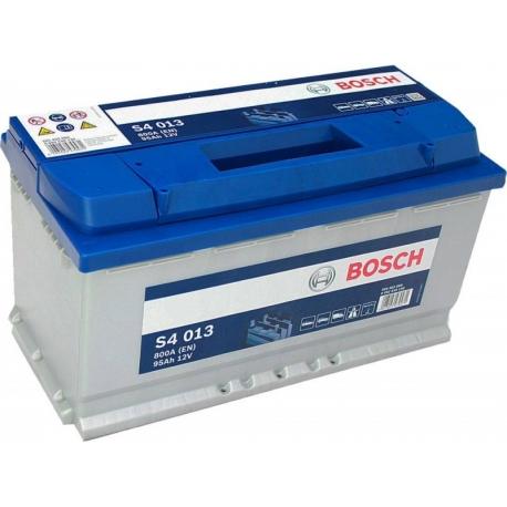 BOSCH S4013 95 Ah 830A