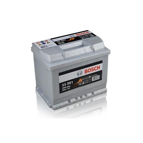 BOSCH S5001 52Ah 520A