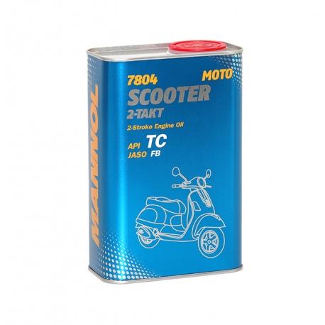 Tepalas Mannol 7804 Scooter 2-takt 1L