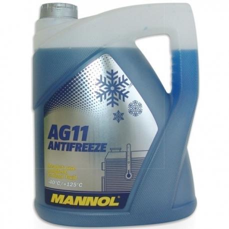 MANNOL AG11 ANTIFRIZAS 5L