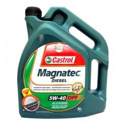 CASTROL 5W-40 MAGNATEC DIESEL DPF