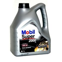 MOBIL1 10W-40 SUPER 2000 X1 TURBO DIESEL