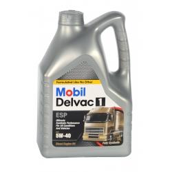 MOBIL1 5W-40 DELVAC
