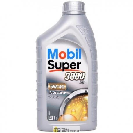 MOBIL1 5W-40 SUPER 3000 X1 1L