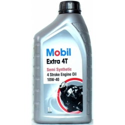 MOBIL1 10W40 EXTRA 4T