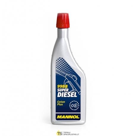 "Dyzelinio kuro priedas ""Super diesel (Cetan plus)"" 200ml"