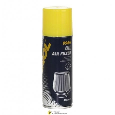 Oro filtrų impregnatorius (Sportiniams filtrams) 200ml