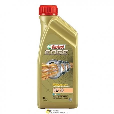 CASTROL 0W-30 EDGE TITANIUM 1L