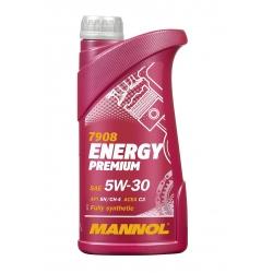 TEPALAS MANNOL 5W-30 ENERGY PREMIUM 1L