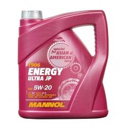 MANNOL 5W-20 ENERGY ULTRA JP 4L