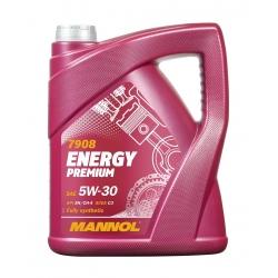 MANNOL 5W-30 ENERGY PREMIUM 5L